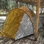 Tents spaces